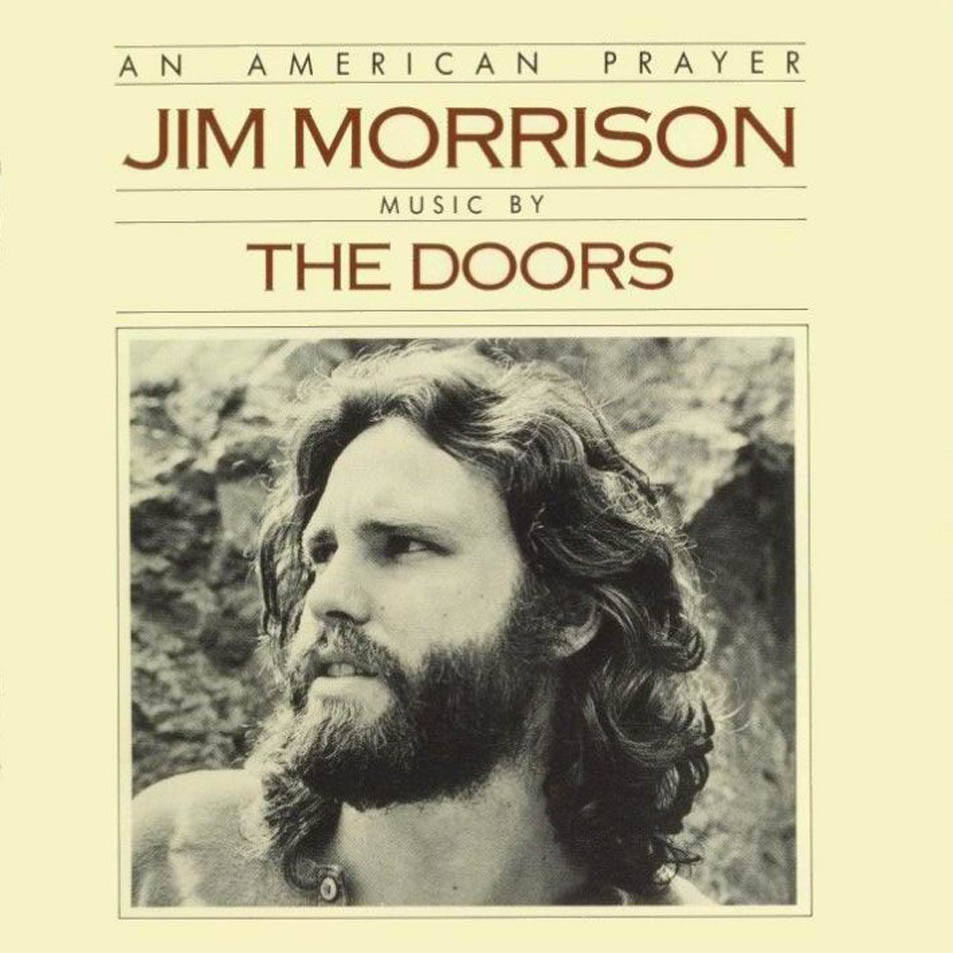 Jim Morrison american prayer
